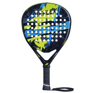 Padel Racket Babolat Reflex Padel  Black/Yellow/Blue 150080333