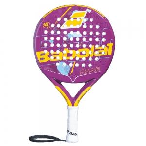 Padel Racket Babolat Reveal Padel  Purple 150075159