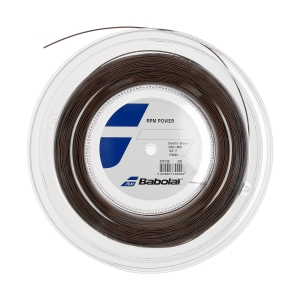 Monofilament String Babolat RPM Power 1.25 200 m String Reel  Electric Brown 243139336125