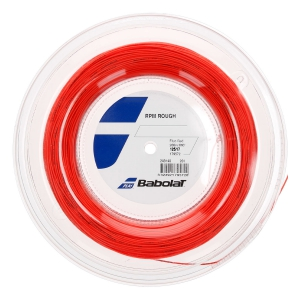 Monofilament String Babolat RPM Rough 1.25 200 m String Reel  Red Fluo 243140201125