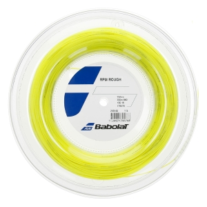 Monofilament String Babolat RPM Rough 1.30 200 m String Reel  Yellow 243140113130