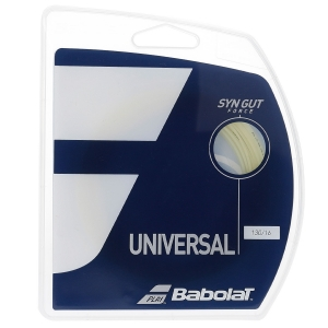 Multifilament String Babolat Syn Gut Force 1.30 Set 12 m  Natural 241145128130