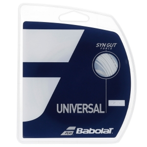 Multifilament String Babolat Syn Gut Force 1.35 Set 12 m  White 241145101135