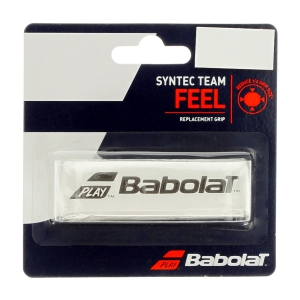 Replacement Grip Babolat Syntec Team Grip  White 670065101