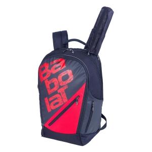 Tennis Bag Babolat Team Expandable Backpack  Black/Red 753084144