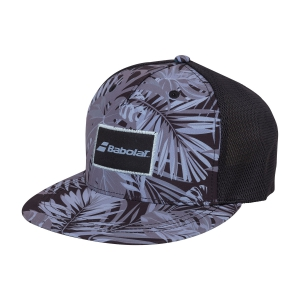 Tennis Hats and Visors Babolat Trucker Cap  Black 5UA12242000