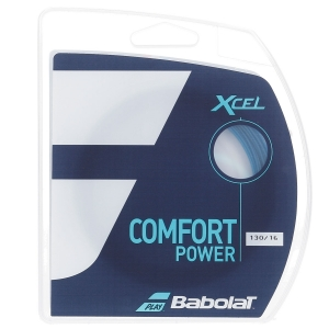 Multifilament String Babolat Xcel 1.30 12 m Set  Blue 241110136130