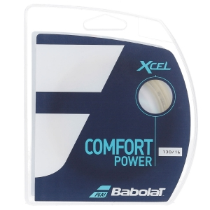 Multifilament String Babolat Xcel 1.30 12 m Set  Natural 241110128130