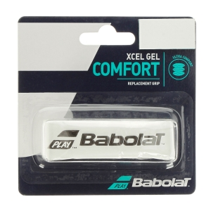 Replacement Grip Babolat Xcel Gel Grip  White 670058101