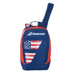 Tennis Backpack Babolat Backpack USA  Blue/Red 753087209MY