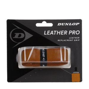 Replacement Grip Dunlop Leather Pro Grip  Natural 613253