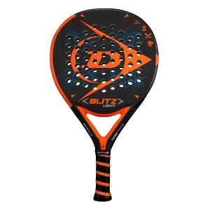 Padel Racket Dunlop Blitz Light Padel  Black/Orange 623896