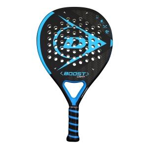 Padel Racket Dunlop Boost Light Padel  Black/Blue 623900