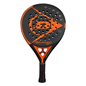 Padel Racket Dunlop Galactica Light Padel  Black/Red 623889