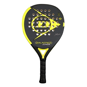 Padel Racket Dunlop Galactica Padel Junior  Black/Yellow 623892