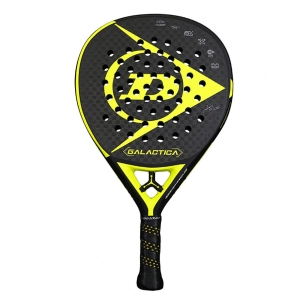 Padel Racket Dunlop Galactica Padel  Black/Yellow 623887