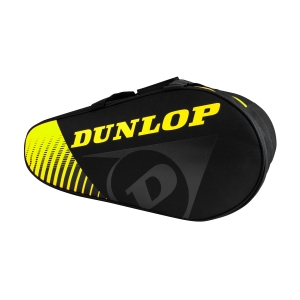 Padel Bag Dunlop Play Bag  Black/Yellow 10295496