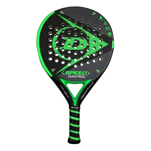 Padel Racket Dunlop Speed Control Padel  Black/Green 623897