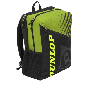 Tennis Bag Dunlop SX Club Backpack  Black/Yellow 10295457