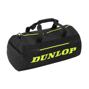 Tennis Bag Dunlop SX Performance Duffle  Black/Yellow 10295182