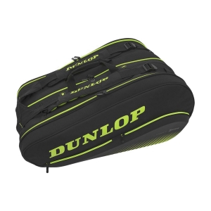 Tennis Bag Dunlop SX Performance x 12 Thermo Bag  Black/Yellow 10295155