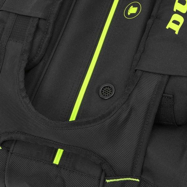 Dunlop SX Performance x 12 Thermo Bag - Black/Yellow