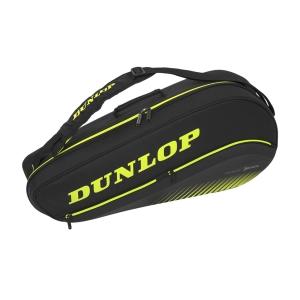 Bolsa Tenis Dunlop SX Performance x 3 Thermo Bolsas  Black/Yellow 10295179