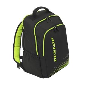 Tennis Bag Dunlop SX Performance Backpack  Black/Yellow 10295189