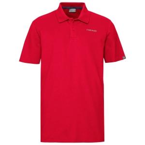 Polo Tenis Hombre Head Club Bjorn Polo  Red 811439RD