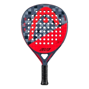 Padel Racket Head Delta Padel Junior  Grey/Red 228300