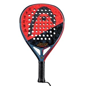 Padel Racket Head Graphene 360+ Delta Hybrid Padel  Black/Red 228100
