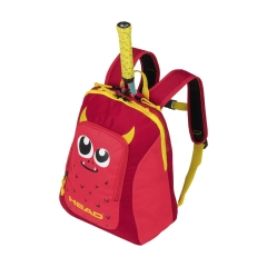 Head Devil Backpack Boy - Red/Yellow