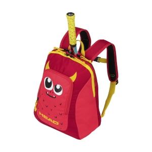 Junior Bag Head Devil Backpack Boy  Red/Yellow 283710 RDYW
