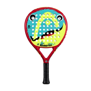 Padel Racket Head Monster Padel Junior  Red/Blue/Yellow 228320