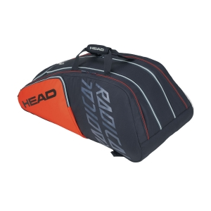 Tennis Bag Head Radical x 12 Monstercombi 2020 Bag  Orange/Grey 283080 ORGR