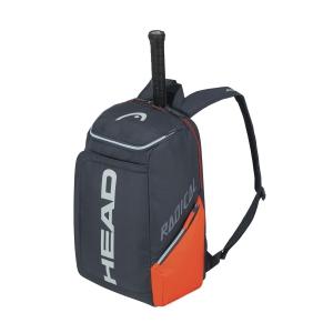 Tennis Bag Head Rebel 2020 Backpack  Orange/Grey 283110 ORGR