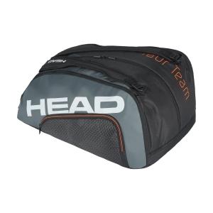 Padel Bags Head Tour Team Monstercombi Bag  Black/Gray 283960 BKGR