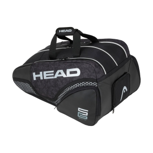 Padel Bags Head Alpha Sanyo Monstercombi Bag  Black/White 283940 BKWH