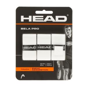 Padel Accessories Head Bela Pro Grip x 3  White 282103 WH