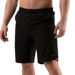 Pantalones Cortos Tenis Hombre Head Brock 10in Shorts  Black 811260 BK