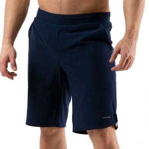 Men's Tennis Shorts Head Brock 10in Shorts  Dark Blue 811260 DB