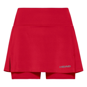 Shorts and Skirts Girl Head Club Basic Skirt Girl  Red 816459 RD