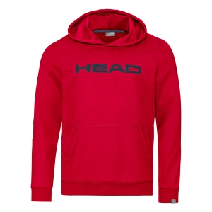 Boy Tracksuit and Hoodie Head Club Byron Hoodie Junior  Red/Dark Blue 816399 RDDB