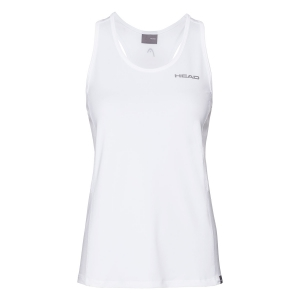 Top y Camisetas Niña Head Club Top Nina  White 816469 WH