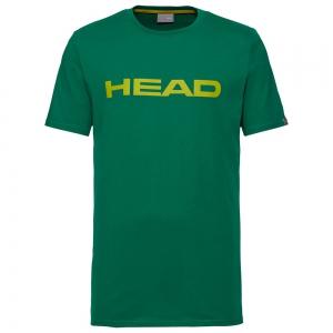 Maglietta Tennis Uomo Head Club Ivan Maglietta  Green/Yellow 811400GEYW
