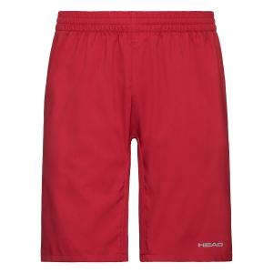 Pantalones Cortos  y Pantalones Boy Head Club Shorts Nino  Red 816349 RD
