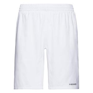 Pantalones Cortos  y Pantalones Boy Head Club Shorts Nino  White 816349 WH