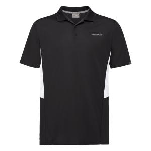 Tennis Polo and Shirts Head Club Tech Polo Boy  Black 816329 BK