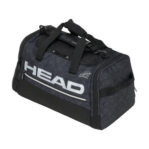 Tennis Bag Head Djokovic Duffle  Black/White 283990 BKWH