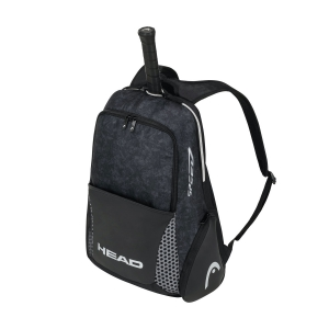 Tennis Bag Head Djokovic Backpack  Black/White 283070 BKWH